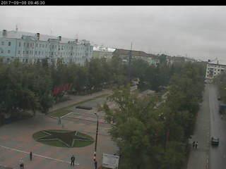 Dzerzhinsk Eternal Flame Monument