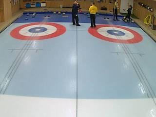Mjölby Curling Hall