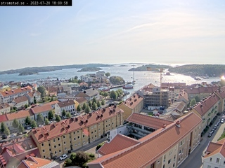 Strömstad Harbour & Skagerrak Strait
