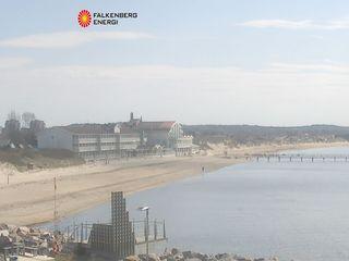Falkenberg Skrea Beach