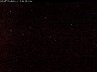 McDonald Observatory - MONET North