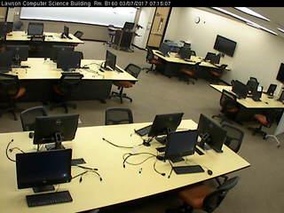 Purdue University - Computer Science Lab, LWSN B160