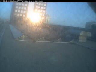Milwaukee School of Engineering - Solar Array at 1025 N. Broadway