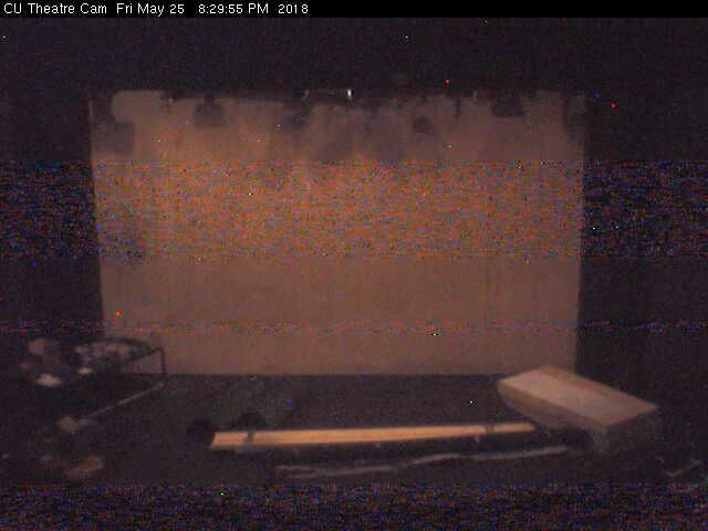 Colorado University - Theatre Cam