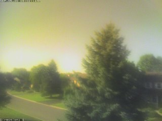 Clay Weather Cam on Country Meadow - Looking South
