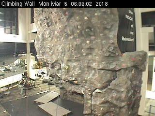 Cedarville University - Climbing Wall