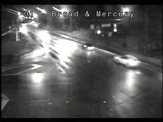 SE Broad St & Mercury Blvd
