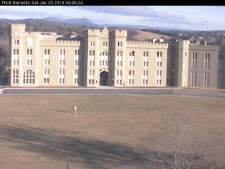 Virginia Military Institute - Third Barracks