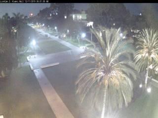 Loyola Marymount University - Alumni Mall