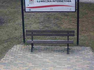 Laweczka Internetowa (Internet Bench)