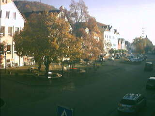View from Hofmann Hifi-TV on Stadtplatz