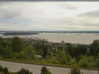 Overlooking Vancouver (Webcam Offline)