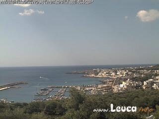 Leuca Harbour (Webcam Offline)