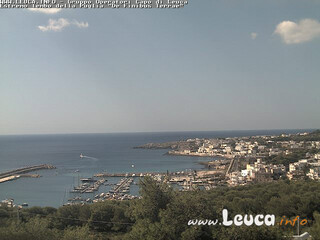 Leuca Harbour (Webcam Offline)