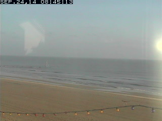 Surfcam in Mablethorpe (Webcam Offline)