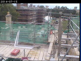Lincoln Castle (Webcam Offline)