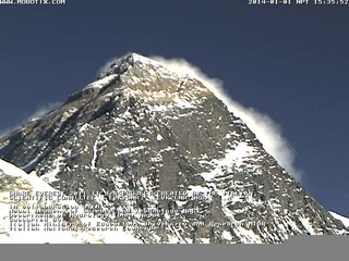 Mt.Everest (Webcam Offline)