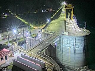 Vajiralongkorn Hydro Power Plant & Vajiralongkorn Dam