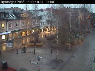 Byxtorget Central Square on Uddmansgatan