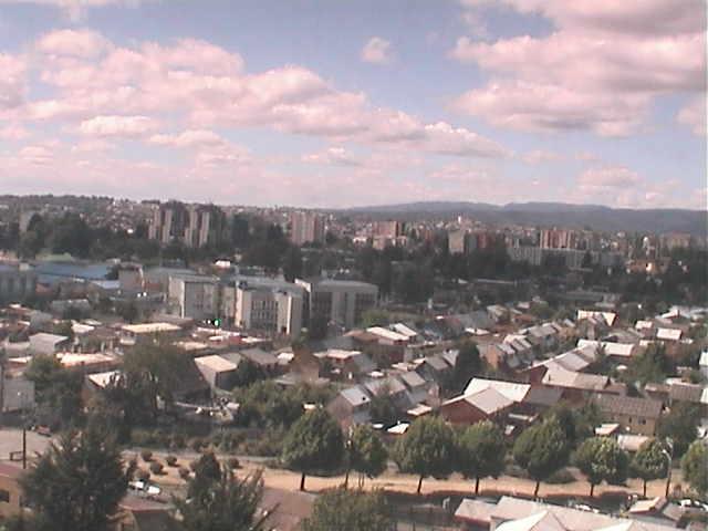 Universidad de La Frontera Temuco-Chile