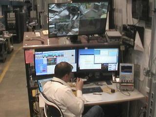 Argonne National Laboratory - Pump Controller