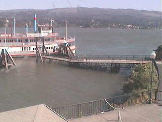 Port of Cascade Locks - Marine Park on Columbia River