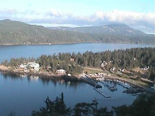 Rosario Resort on Cascade Bay
