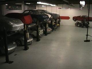 Sausalito Classic Car Storage