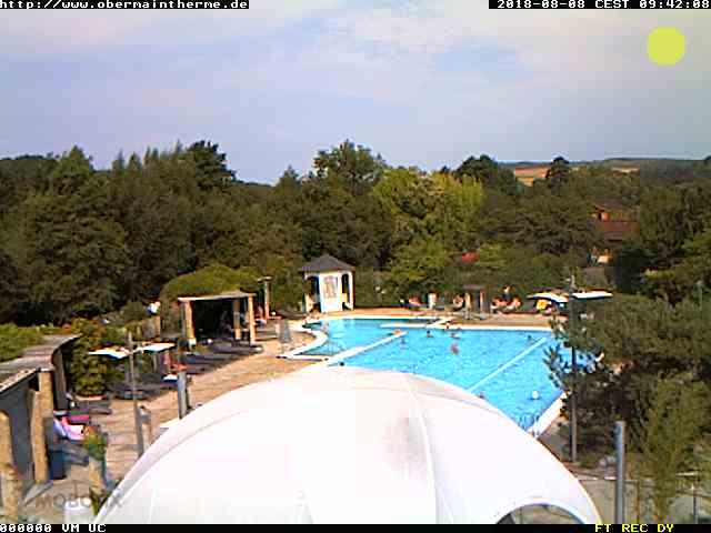 Obermaintherme Pool