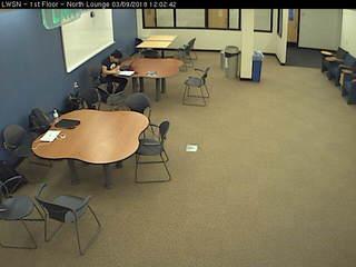 Purdue University - Lawson Computer Science Bldg,1st. Floor, North Lounge