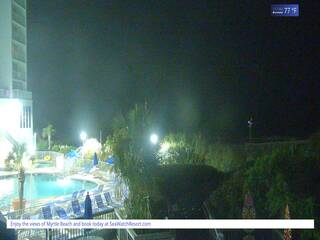 Wyndham SeaWatch Plantation - Pool Cam
