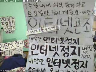 Chip-Chan's Apartment Webcam
