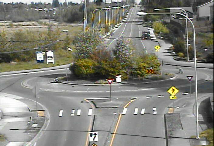 SE 304th St Roundabout