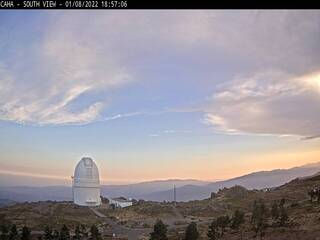 Calar Alto Astronomical Observatory - South View