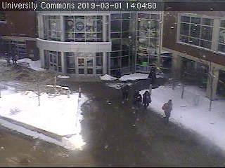 SUNY Fredonia - University Commons