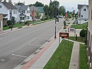 Spring Grove Communications - W Main Street/Hwy 44 - Looking West