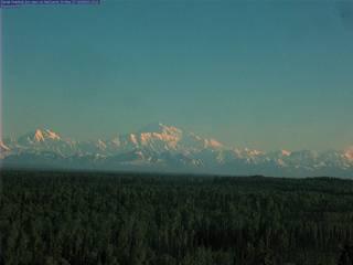 View from Denali Overlook Inn