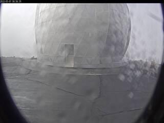 Caltech Submillimeter Observatory on Mauna Kea