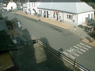 Station Úvaly