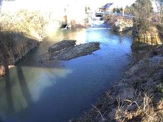 Pegel Brücke
