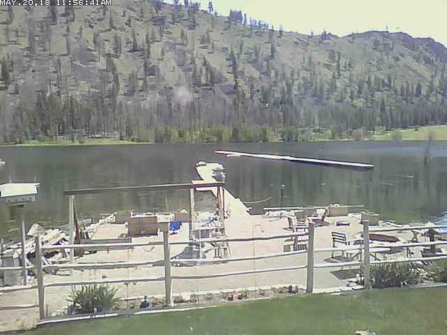 Liberty Lake from King Cabin