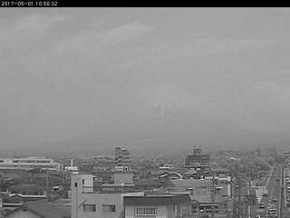 Shizuoka Internet - Mt. Fuji Cam