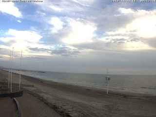 Haus des Gastes Dahme Webcam from Milchbar Dahme on Strandpromenade