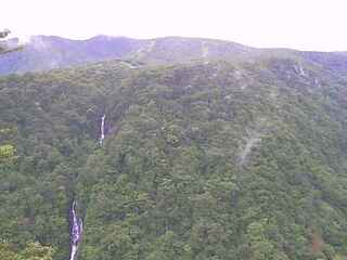 Takimidai Waterfall