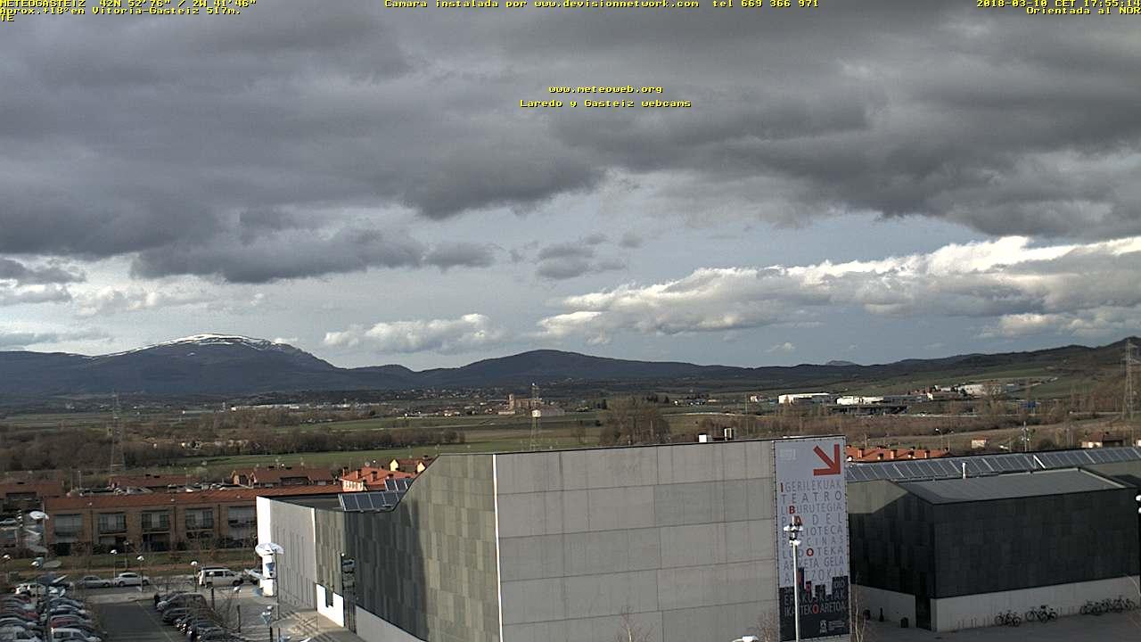 Vitoria-Gasteiz Weather Cam