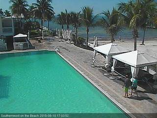 Southernmost Hotel - Pool Cam