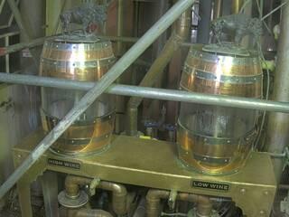 Buffalo Trace Distillery - Fermenter Room