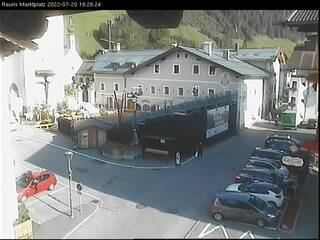 Marktplatz Rauris