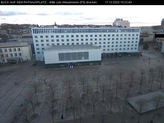 Rathausplatz Lüdenscheid