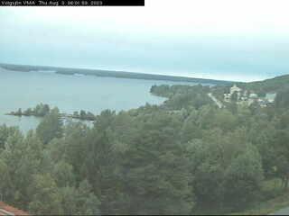 Volgsjön Lake